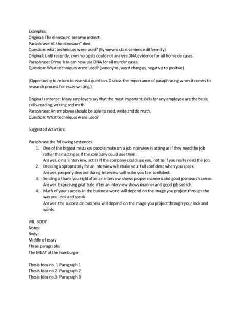 Murder Essay by Murder Essay Outline