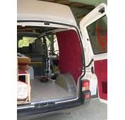 Isolation Sol Combi Volkswagen Transporter T4  Photo De