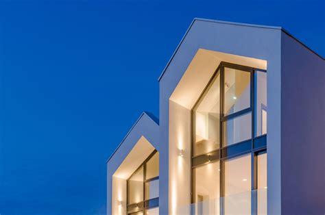 minimalist house shaped house  traditional gabled