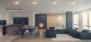 grey home interiors three sleek apartments under 1500 square feet from all in