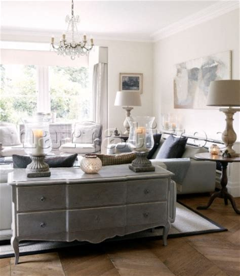 sideboard in living room bd112 04 grey sideboard with hurricane ls in livin narratives photo agency