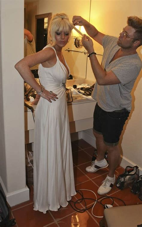 Is Lindsay Lohan Getting Ready For With The Hair lindsay lohan wedding 12 gotceleb