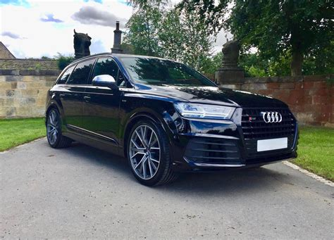 Used Audi Q7 by Used Audi Q7 Cars For Sale With Pistonheads Autos Post