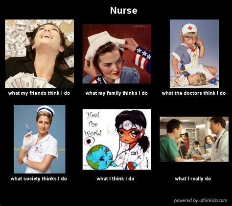 Male Nurse Meme - what i really do meme nurse