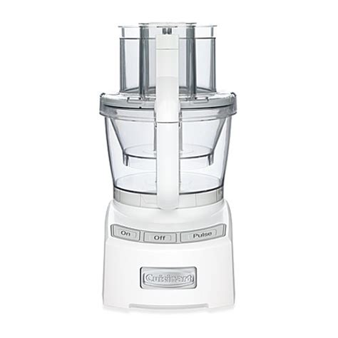 bed bath and beyond cuisinart cuisinart 174 elite collection 12 cup food processor bed