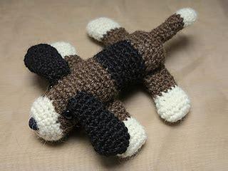 dog pattern vans ravelry sjuffel the dog pattern by sonja van der wijk