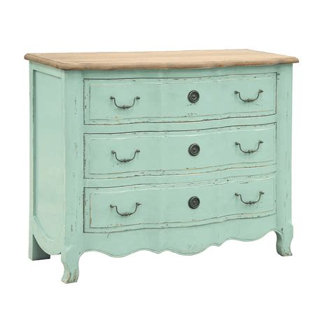 Chest Of Drawers Vintage by Vintage Style Turquoise Chest Of Drawers By Out There