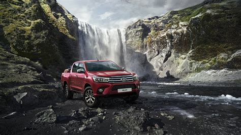 toyota stirling new hilux models features arnold clark stirling
