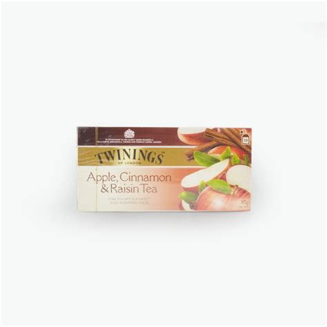 Twinings Grey Tea 50g twinings apple cinnamon raisin tea bags x25 50g