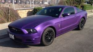 Light Lavender Paint by Gallery For Gt Matte Purple Mustang