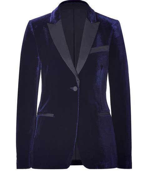 Blazer Pria Black Style Exclusive 69 valentino blue black velvet tuxedo blazer i need a tuxedo jacket the best ones are for