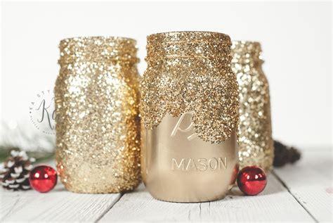 diy glitter jar tutorial frascos decorados brillo