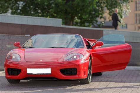 Ferrari 360 Hire by Ferrari 360 Spider Hire Rental Uk Delivery Collection