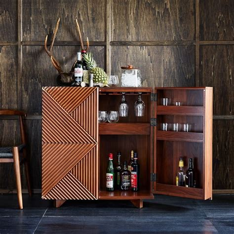 dining room bar cabinet created in collaboration with melbourne based designer