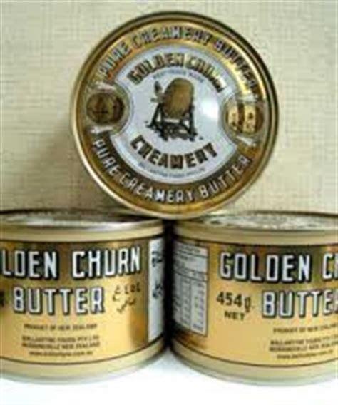 Butter Golden Churn Cap Tong 340gr jalan hidup gadis lavender mentega asli dan mentega