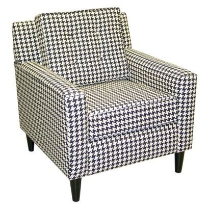 Houndstooth Chair by Houndstooth Chair Alabama Inspired Room