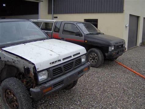 nissan d21 turbo nissan king cab d21 turbo i c 1991 billeder af biler