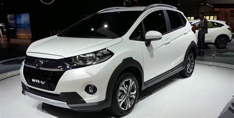 Honda Wrv 2020 by Honda Wrv 2020 Redesign Release Date Specs
