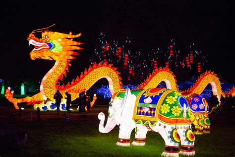 magical lantern festival chiswick house gardens