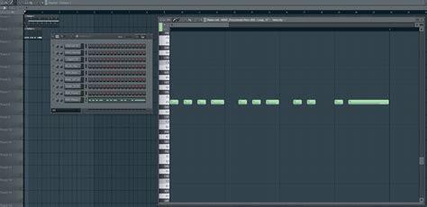 how to make trap hi hat in fl studio doovi walkthrough to an edm drum loop