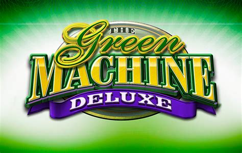 green machine deluxe slot play  demo   slotmode