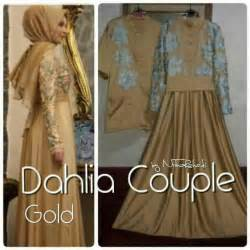Dahlia Dress Gamis Busana Muslim dahlia dress outlet nurhasanah outlet baju pesta