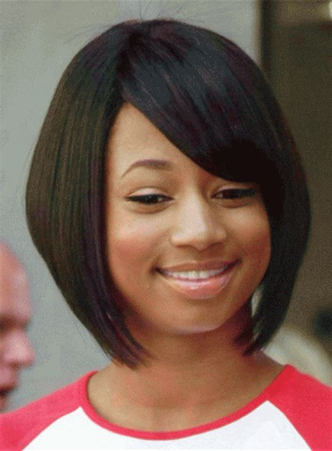 bob cut with bump hair bump hairstyles for short hair