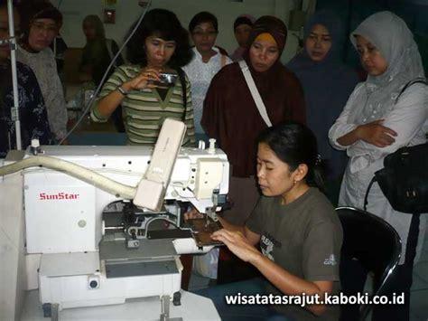 Mesin Rajut Komputer factory tour tas rajut kaboki wisata tas rajut gratis
