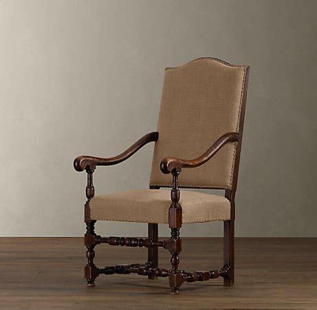 restoration hardware madeline chair knock restoration hardware 18th c burlap chair look