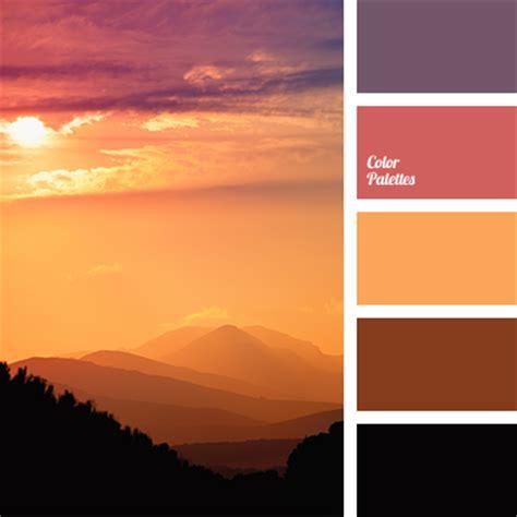 sunset colors color palette ideas colours of sunrise color palette ideas