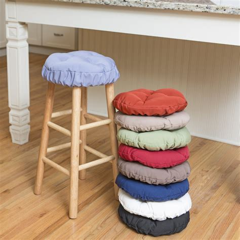 deauville 13 in backless bar stool seat cushion