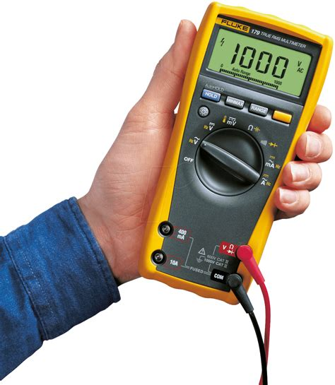 Daftar Multimeter Digital Fluke fluke 179 fluke 179 universal digital multimeter at