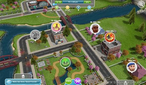 sims freeplay the sims freeplay available in the android market snw