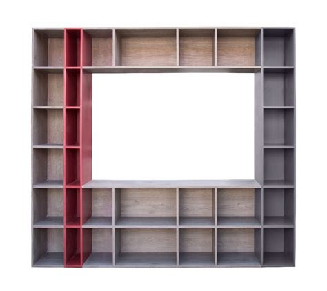 librero y tele moderno mueble de dise 241 o para tv librero personalizable