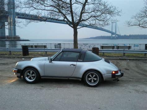Porsche 911 For Sale 1980 by 1980 Porsche 911sc Targa Mint Condition For Sale
