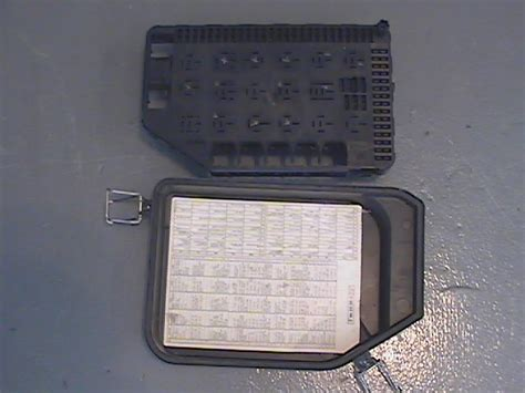 964 fuse box pelican parts technical bbs 964 get free