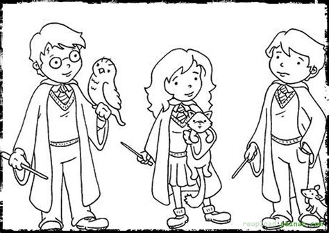 harry potter coloring pages easy harry potter coloring pages to and print for free