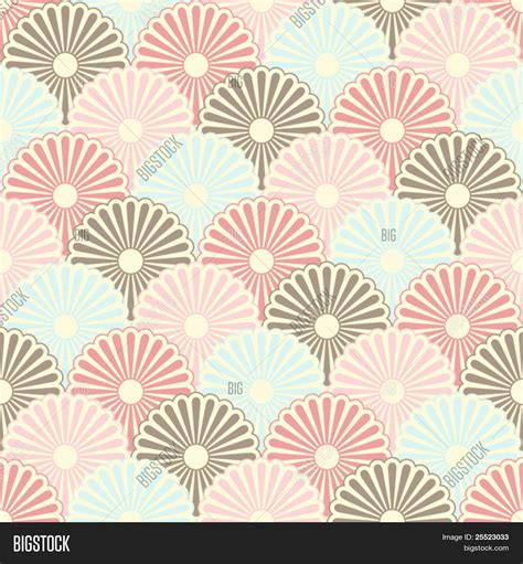 vintage japanese pattern seamless japanese vintage pattern stock vector stock