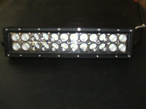Led Light Bar Flatbed And Dump Trailers For Sale In Ohio Led Light Bar Parts