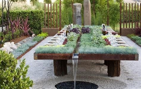 outdoor yard pond ideas with unique outdoor table yard pond ideas for your beautiful home
