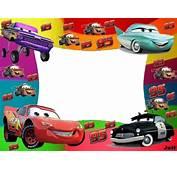 Molduras E Vetores Carros Disney