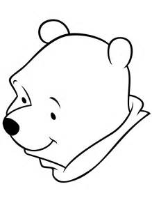 easy coloring pages easy winnie the pooh for toddlers coloring page h
