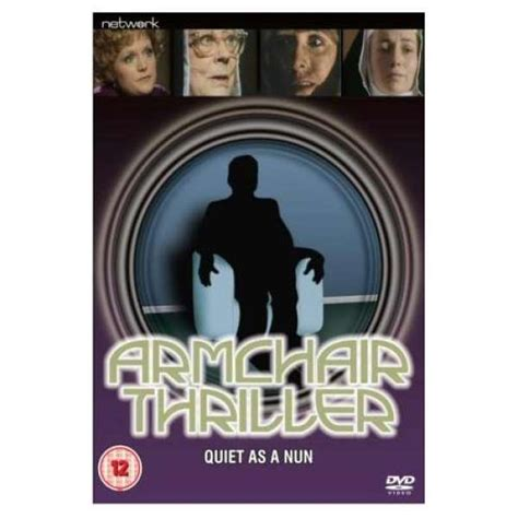 armchair thriller quiet as a nun armchair thriller quiet as a nun dvd zavvi com