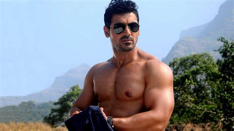 john abraham this is john abraham s diet for force 2 gq india live
