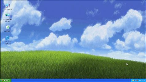 wallpaper gif windows xp sonic 06 s tip of the hat to the classic windows xp