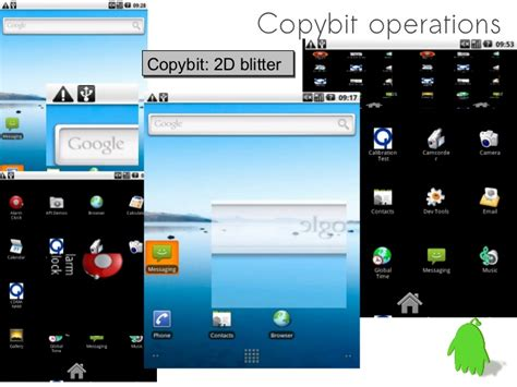 design graphics for android key concepts android is moving