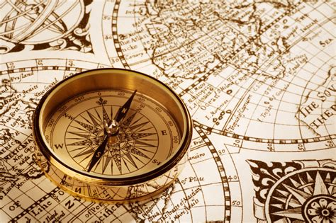 map compass lost soul lost and home on