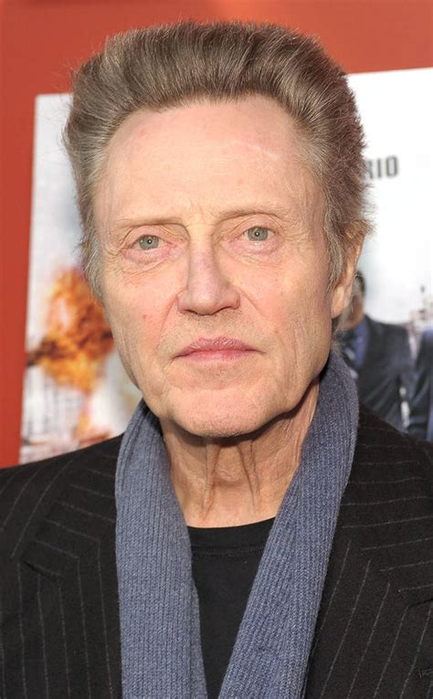 christopher walken picture before they were famous abc christopher walken to play captain hook in nbc s peter pan