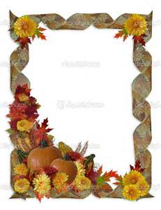 free thanksgiving borders free thanksgiving borders and frames thanksgiving autumn