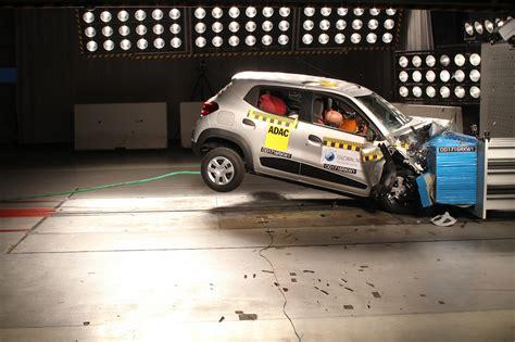 Renault Crash Test Renault Kwid Scores Zero In Global Ncap Crash Test